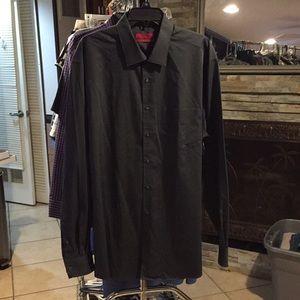Alfani XL 17.5/36-37 Shirt good condition